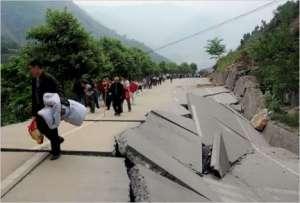 Earthquake In Delhi 2011