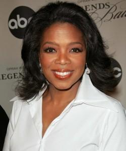Oprah Pregnant At 14